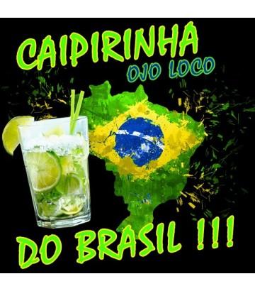 Sweat Caipirinha Do Brasil