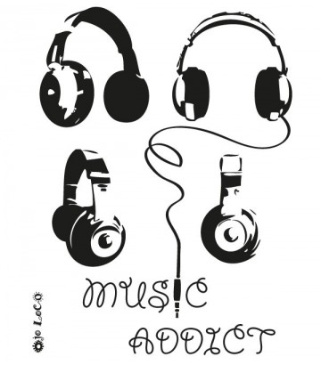 Sweat Music Addict