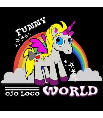 Tee shirt Funny Unicorn