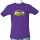 Tee shirt Combi peace and love