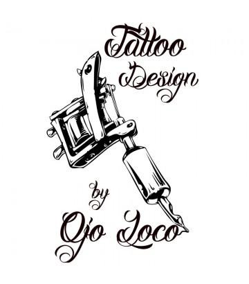 Débardeur Tattoo Design