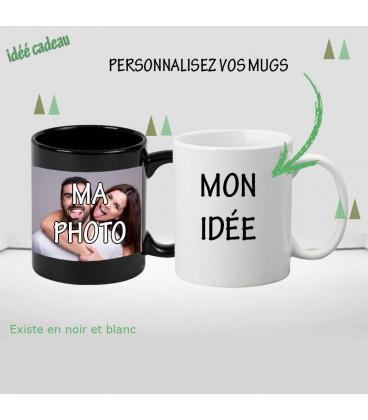 mug personnaliser. Black Bedroom Furniture Sets. Home Design Ideas
