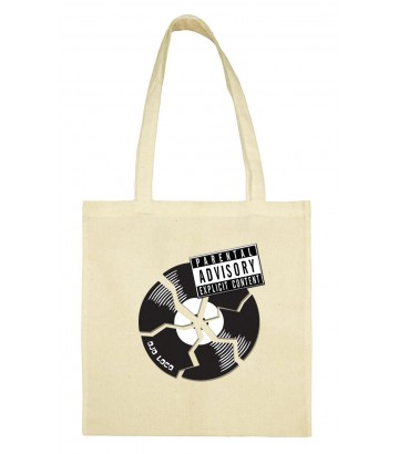 Tote bag Broken vinyle