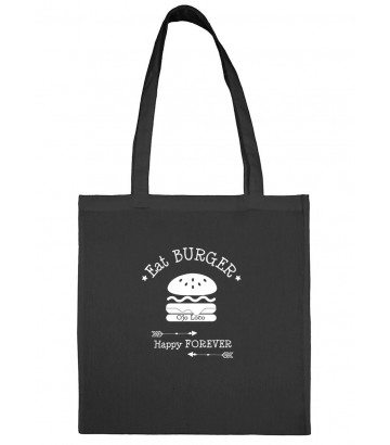 TOTEBAG EAT bURGER