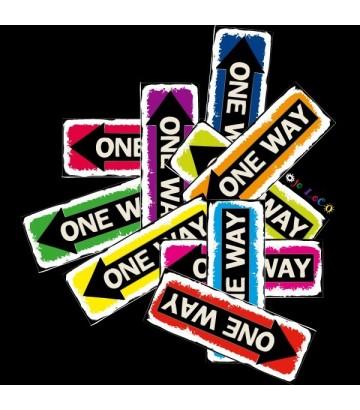 Débardeur One Way Tickets
