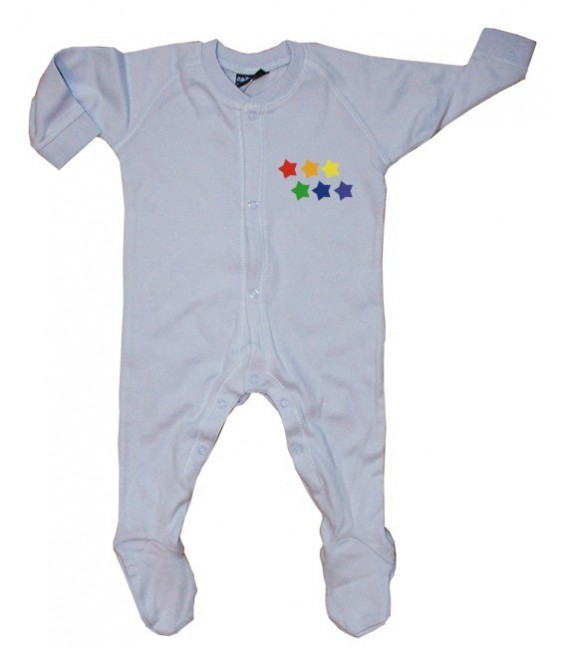 Pyjama Etoiles Rainbow