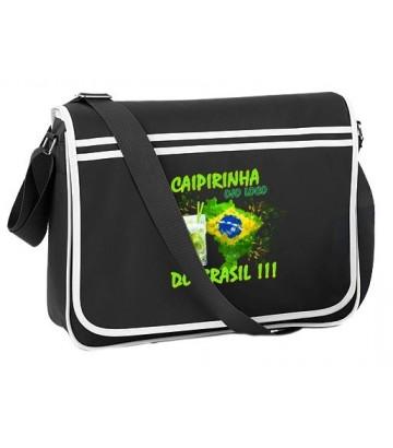 Sac messager Caipirinha Do Brasil