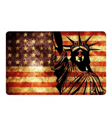 Sticker CB Statue of Liberty
