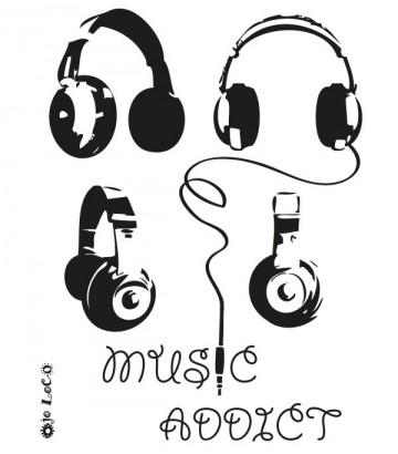 Sweat Music Addict