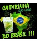 Tee shirt femme original Caïpirinha Brésil