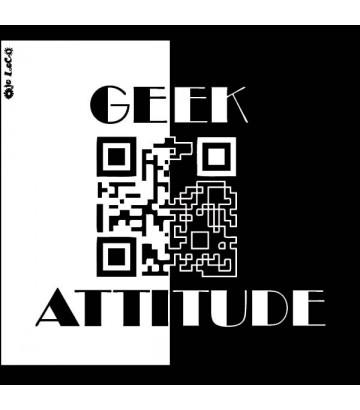 Tee shirt Geek Attitude
