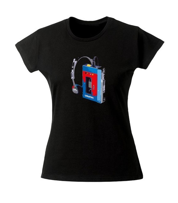 Tee shirt Walkman