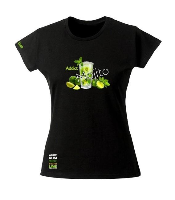 tee shirt Mojito Made in France