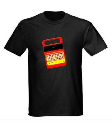 Tee shirt Magic computer