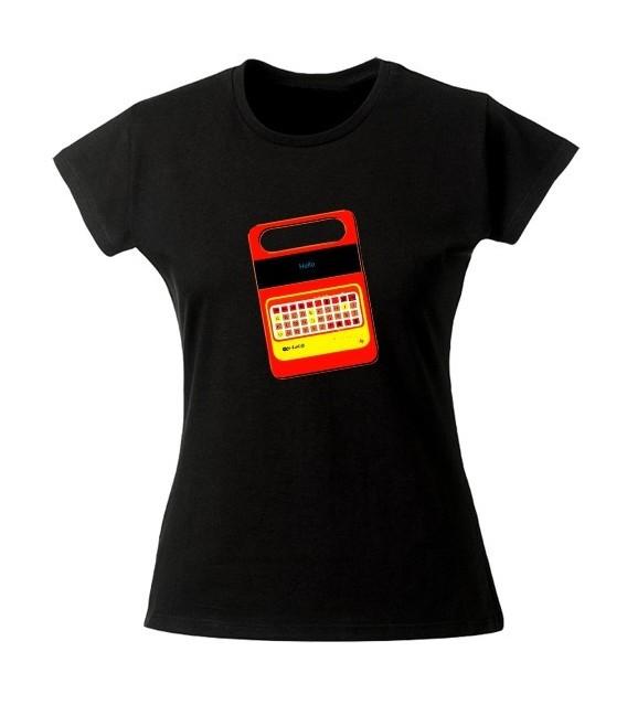 Tee shirt Magic computer