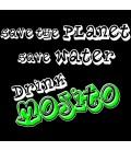 Tee shirt Drink Mojito