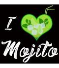 Débardeur I love Mojitos