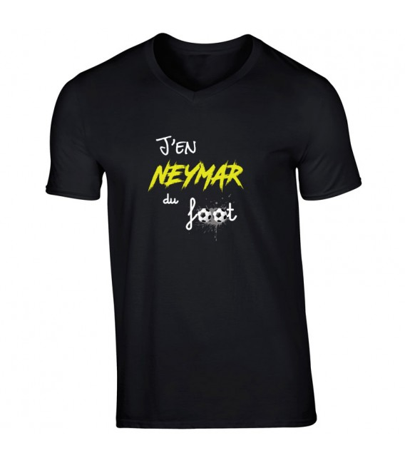 Tee shirt J'en n'ai marre du foot