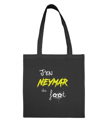 Tote Bag J'en NEYMAR du foot