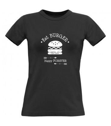Tee shirt Eat Burger