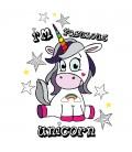 Tee shirt femme Unicorn