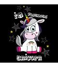 Tee shirt sympa Unicorn