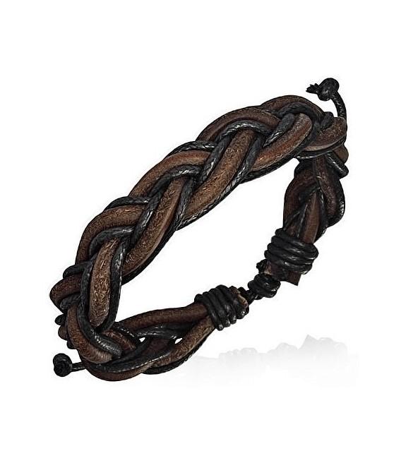 Bracelet tresse vintage