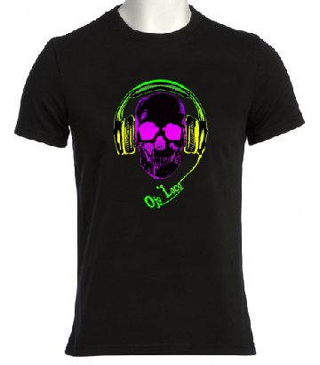 Tee shirt Skull