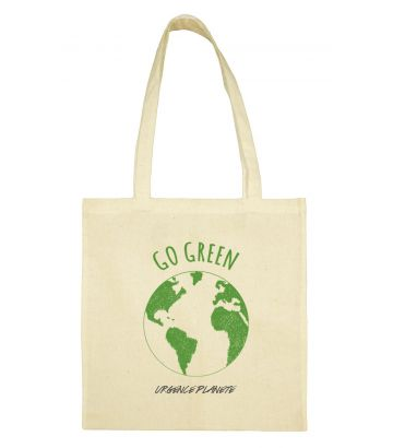 Totebag GO GREEN