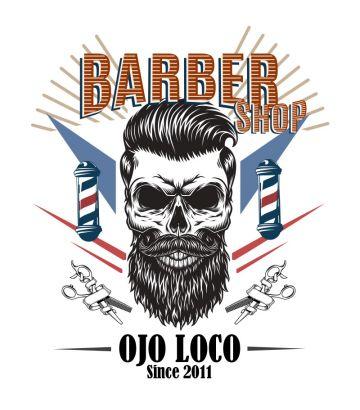 Tee shirt Barber shop
