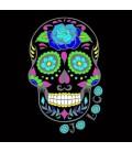 Débardeur Tête de mort méxicaine