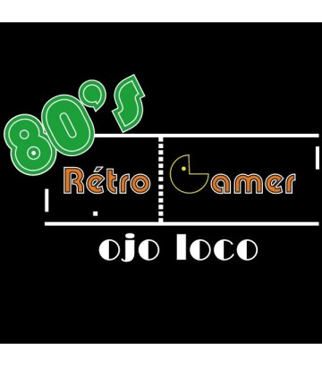 Débardeur Rétro Gamer