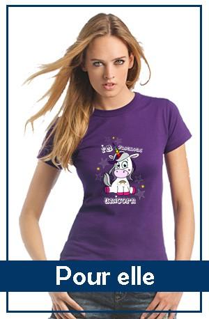 Cadeau de Noël tee shirt pour femme