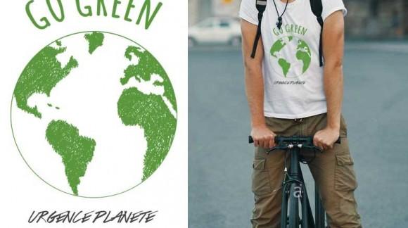 Tee shirts pour l'écologie et l'environnement